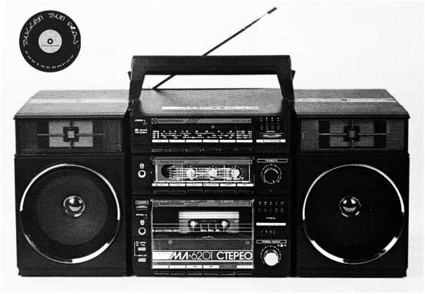 Принципиальная схема кассетной