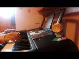 Hetalia mawaru chikyuu rondo (short ver.) [piano / keyboard]