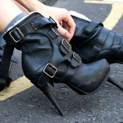 Немецкая Женская Зимняя Обувь