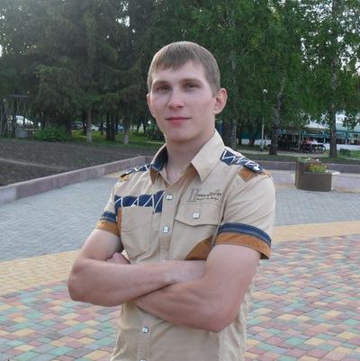 Андрей Швец, 28 июля , Кемерово, id156130548