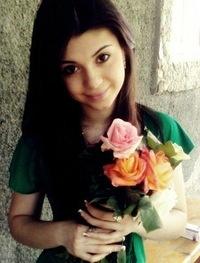 Жанна Азарян, 3 апреля 1996, Подольск, id212154698