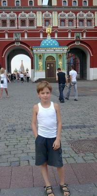 Саша Гофман, 11 июня 1998, Киров, id154053652