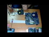 как разобрать ноутбук Emachines d640G. How to take apart a laptop Emachines D640G