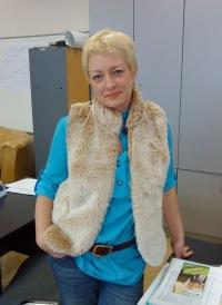 Ольга Ферина, 12 октября , Ухта, id30342746