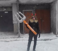 Кристина Фрыкина, 3 июля , Курган, id113535373