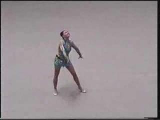 Alina Kabaeva hoop Deventer Masters 2007