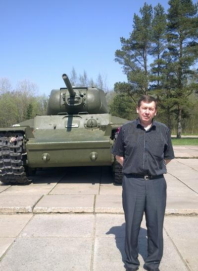 Александр Шабалов, 13 августа 1957, Всеволожск, id219629630