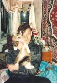 Дмитрий Кастрюлин, 3 октября 1972, Санкт-Петербург, id14761382