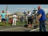 В Красноярске соревновались самые сильные женщины страны - Первый канал