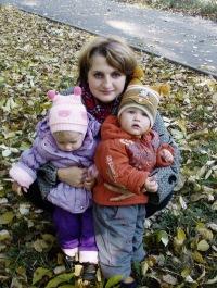 Анна Куликова, 25 декабря 1980, Нижний Новгород, id4084811