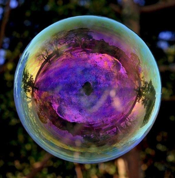 Пятница!!! Как на счет мыльных пузырей? 😉