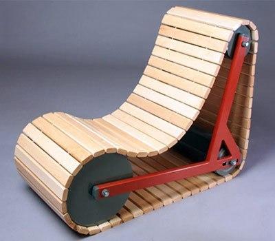 Необычные стулья #DIY_Идеи