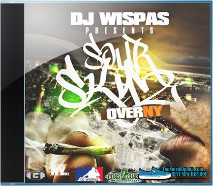 Jim Jones,Tony Yayo - Dj Wispas Presents Sour Skyz Over Ny - 2011