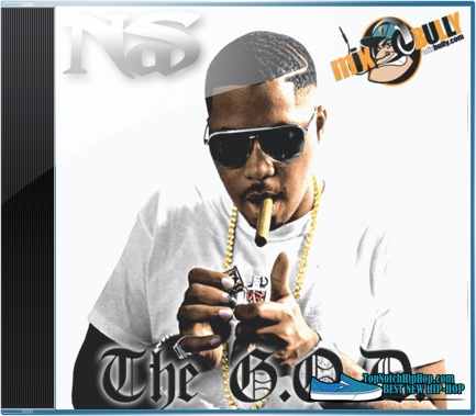 NAS - Nas  The G.o.d. Mixtape - 2011