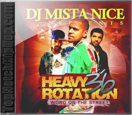 J.Cole, Rick Ross, Jay-Z, Kanye West, Nicki Minaj, Roscoe Dash, Big Sean, Wale, Drake, Lil Wayne - Heavy Rotation # 36