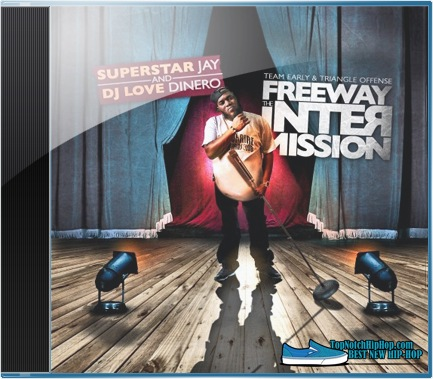 Freeway - The Intermission - 2011