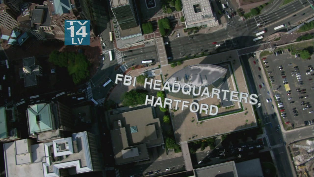 FBI HEADQUARTERS, HARTFORD