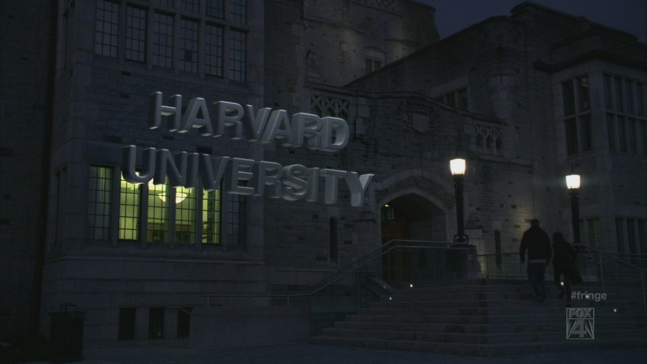 картинка Гарвардского Университета