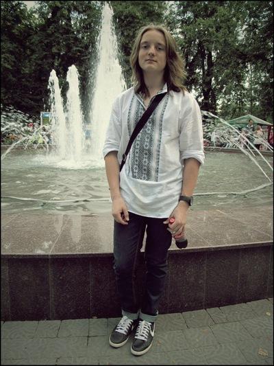 Святослав Хомяк, 31 октября 1998, Красилов, id145010083