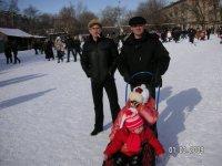 Юрий Горячев, 20 декабря 1981, Тоцкое, id66254388