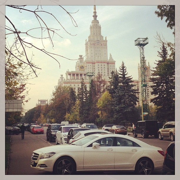Андрей Лукашевич | Москва
