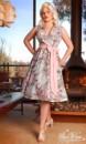 Платья ретро в романтическом...  Модные тенденции современных...