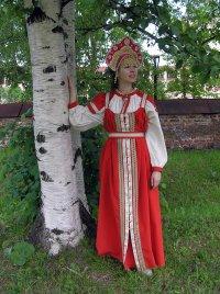 Наталья Теплухина