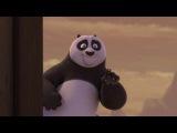 Кунг-фу Панда: Удивительные легенды / Kung Fu Panda: Legends of Awesomeness - 26 серия, 1 сезон (2011) - R=Всё дело в Обезьяне / Monkey in the Middle