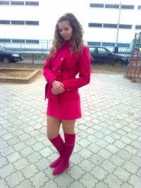 Катюша Баринцева, 5 апреля 1991, Одесса, id99325002