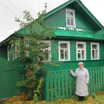 Любовь Самойлова, 23 декабря 1950, Белозерск, id97270144