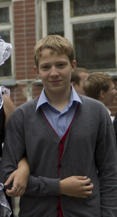 Антон Логинов, 27 августа 1996, Гомель, id105388561