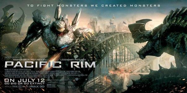 Película Pacific Rim Online