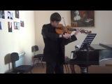 Концерт для виоль д'амур, 2ч. Давид Кривицкий.