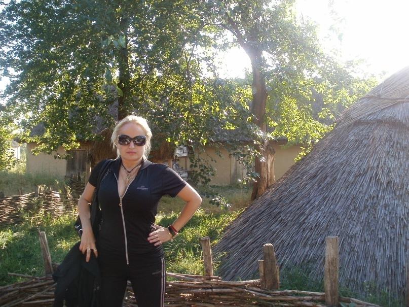 Мои путешествия. Елена Руденко. Киев. Музей архитектуры. 2011 г.  Y_57ed52b1