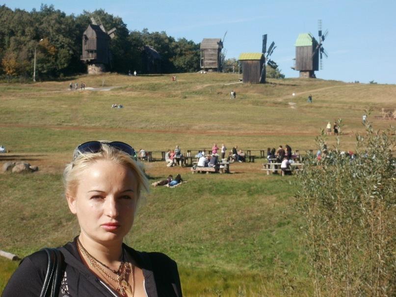 Мои путешествия. Елена Руденко. Киев. Музей архитектуры. 2011 г.  Y_6b43dcdb