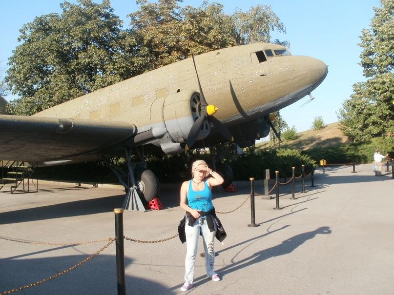 Мои путешествия. Елена Руденко. Украина. Киев. Музей войны. 2011 г.  Y_dff97158