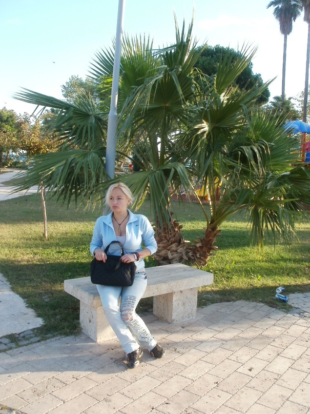 Мои путешествия. Елена Руденко. Турция. Кемер. 2011 г. Y_6fe4fc54