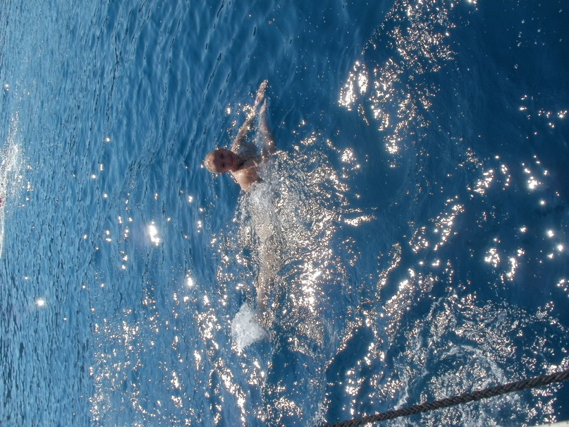 Мои путешествия. Елена Руденко. Турция. Средиземное море. Экскурсия на яхте.  2011 г.  Y_73165915