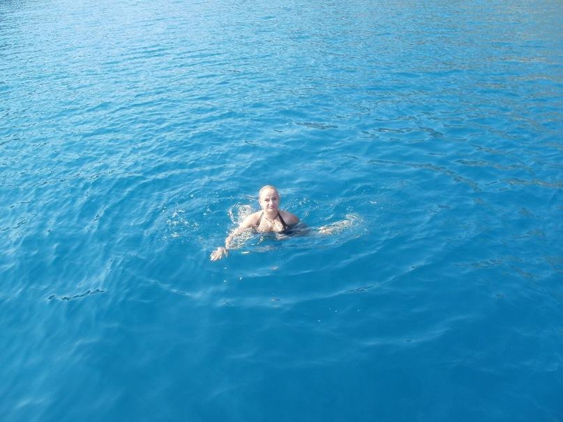 Мои путешествия. Елена Руденко. Турция. Средиземное море. Экскурсия на яхте.  2011 г.  Y_748e8b50