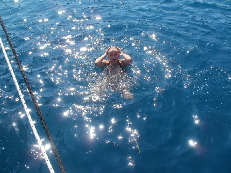 Мои путешествия. Елена Руденко. Турция. Средиземное море. Экскурсия на яхте.  2011 г.  Y_edcb7039
