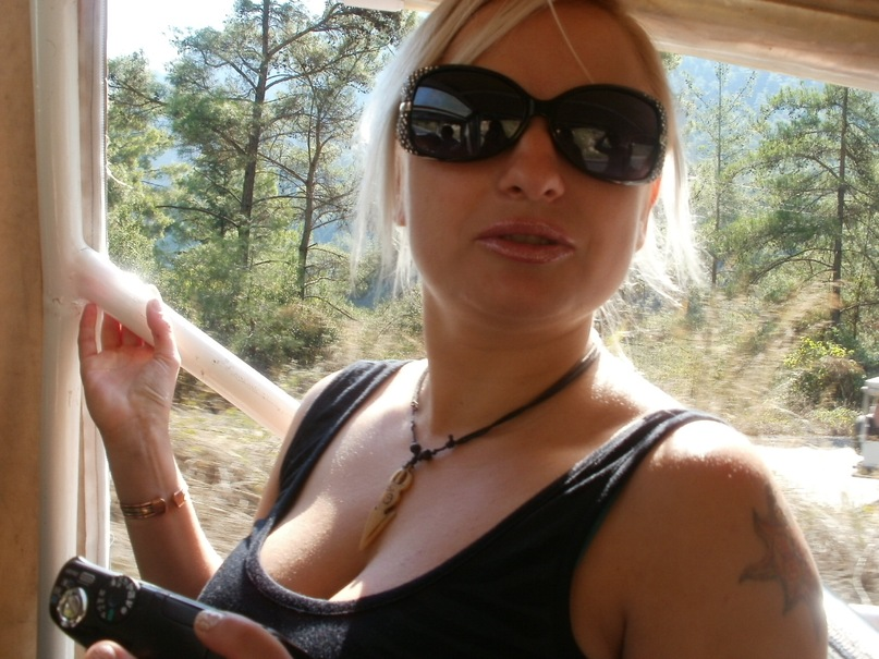 Мои путешествия. Елена Руденко. Турция. Джип Сафари. 2011 г. Y_08e1e7c5