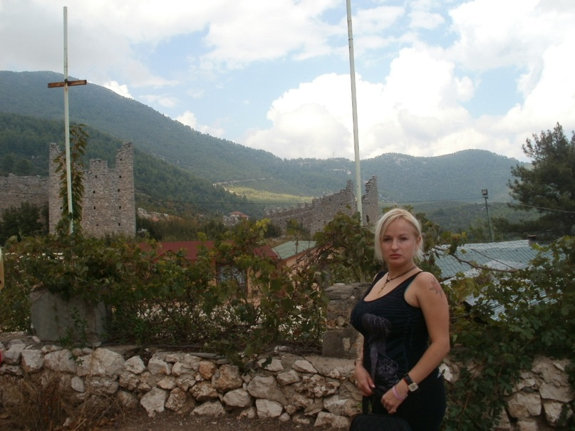 Мои путешествия. Елена Руденко. Турция. Джип Сафари. 2011 г. Y_49718e55