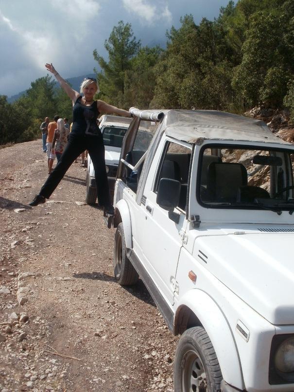 Мои путешествия. Елена Руденко. Турция. Джип Сафари. 2011 г. Y_4c212a63