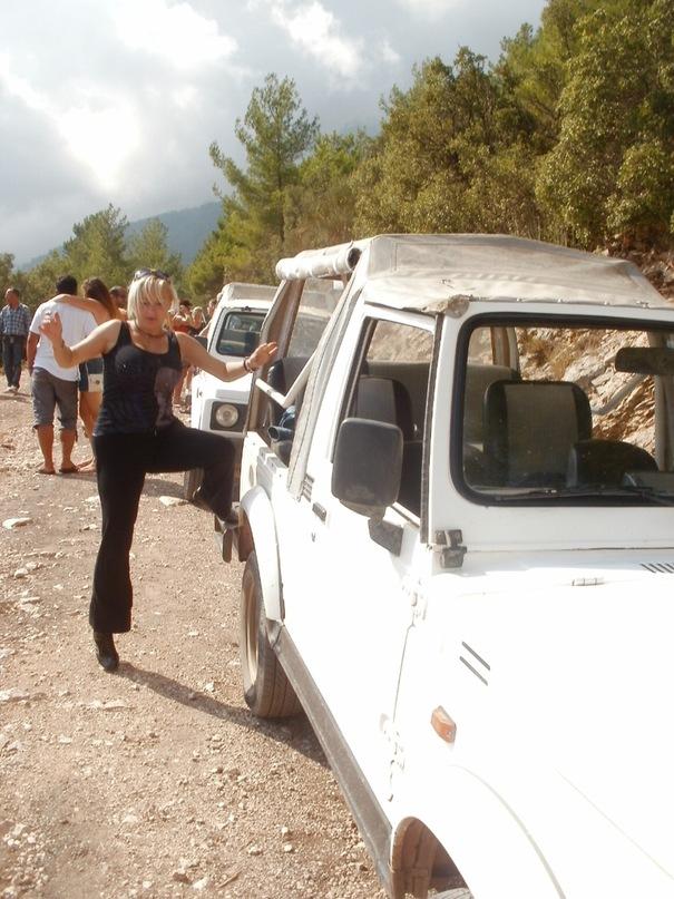 Мои путешествия. Елена Руденко. Турция. Джип Сафари. 2011 г. Y_713fbc68