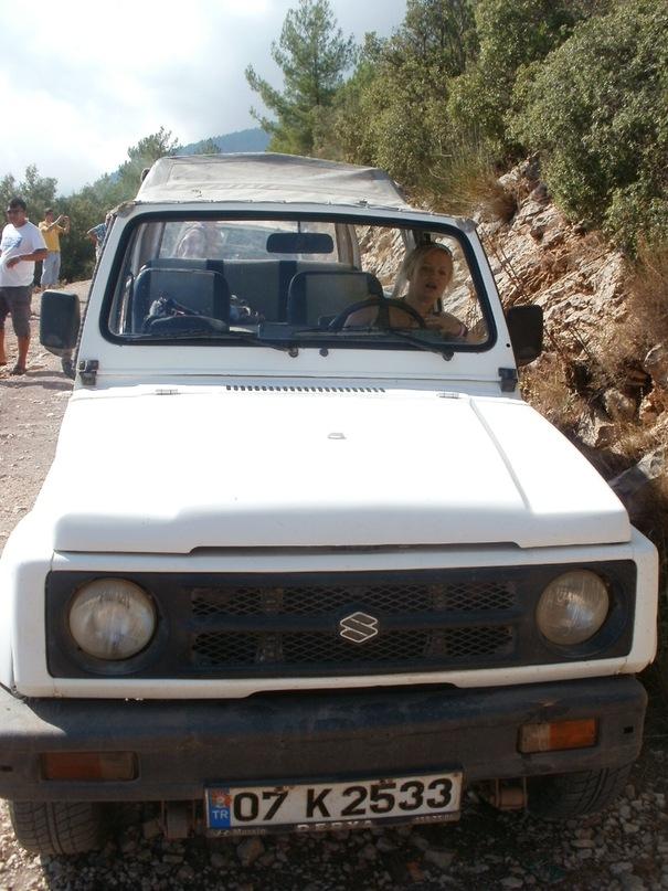 Мои путешествия. Елена Руденко. Турция. Джип Сафари. 2011 г. Y_919f1452