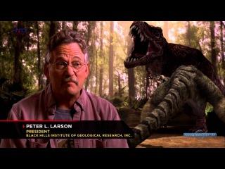 Войны Юрского периода. Охотник на Тиранозавра. 2 серия