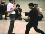 Bruce Lee's One Inch Punch Exhibition