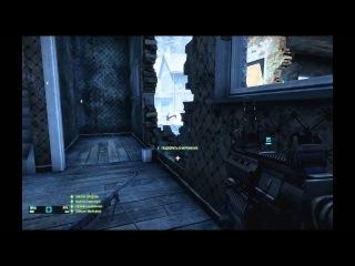 Battlefield Bad Company 2 Онлайн - Карта Белый Плен