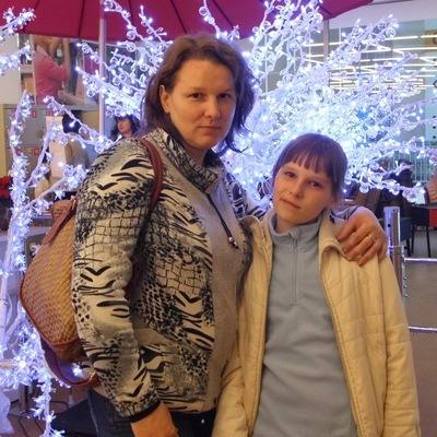 Надежда Брикманс, 4 декабря 1975, Новосибирск, id202139853