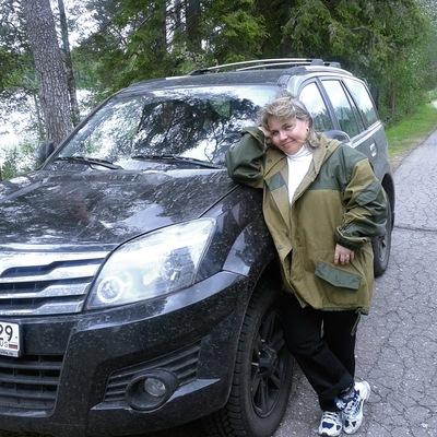 Светлана Кричук, 18 октября , Архангельск, id70579698